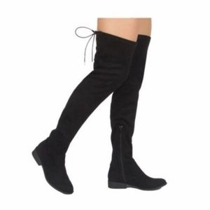 Shoes - *restocked* Black Thigh High Boots
